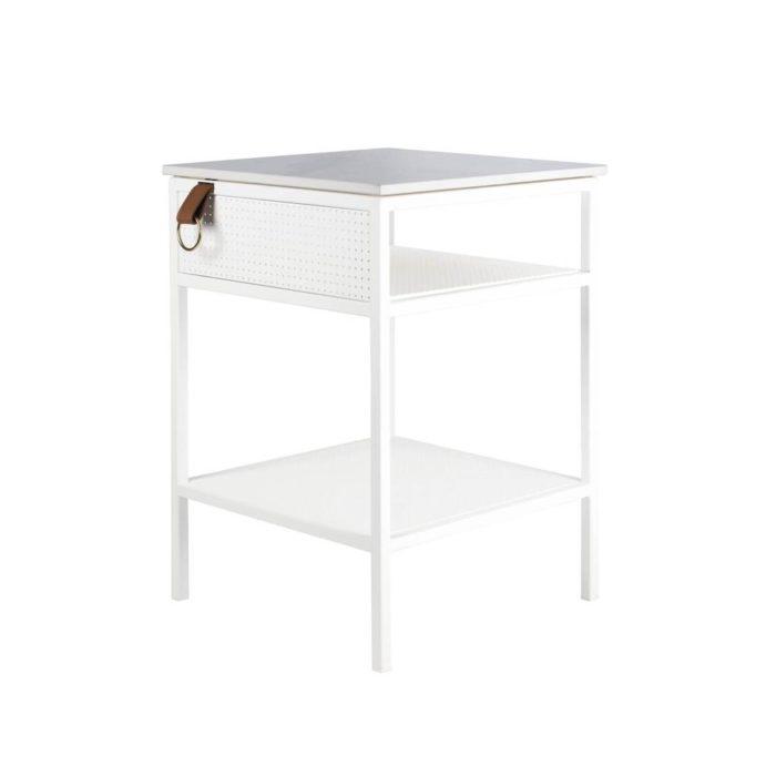 Produktbild, vitt avlastningsbord.